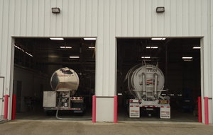 Ottery Brothers Michigan Food Grade Tank & Truck Wash Bays