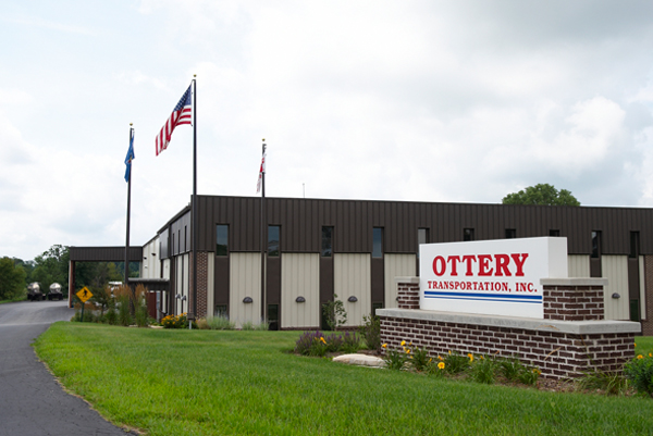 Ottery Brothers Food Grade Tank & Truck Wash Headquarters